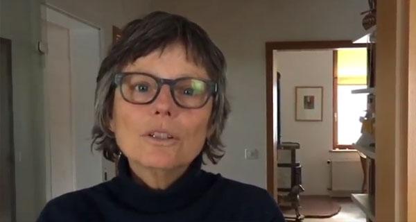 Barbara, 65: Meine Vision