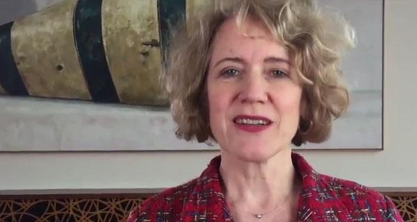 Corine Mauch, 56: Frei von Diskriminierung