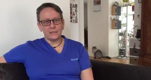 Sändi, 55: Ebenso normal