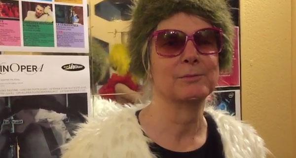 Stella Glitter, 68: Mich nicht anpassen