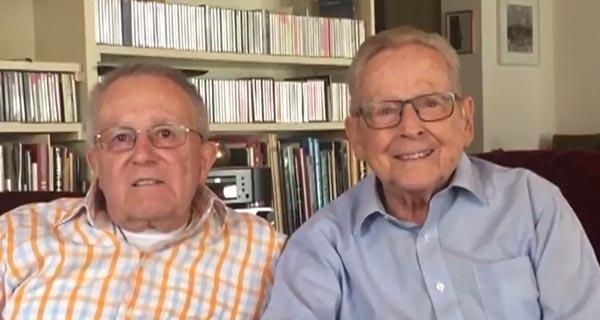 Röbi & Ernst, 87: Macht vorwärts!