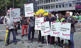 LOSINFO: «Caring Community» für queere Menschen