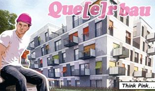 queerAltern zu Besuch im Que(e)rbau Wien