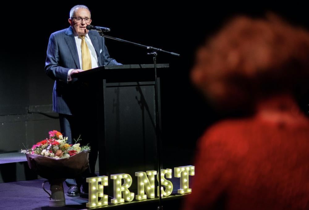 90. Geburtstag von Ernst Ostertag