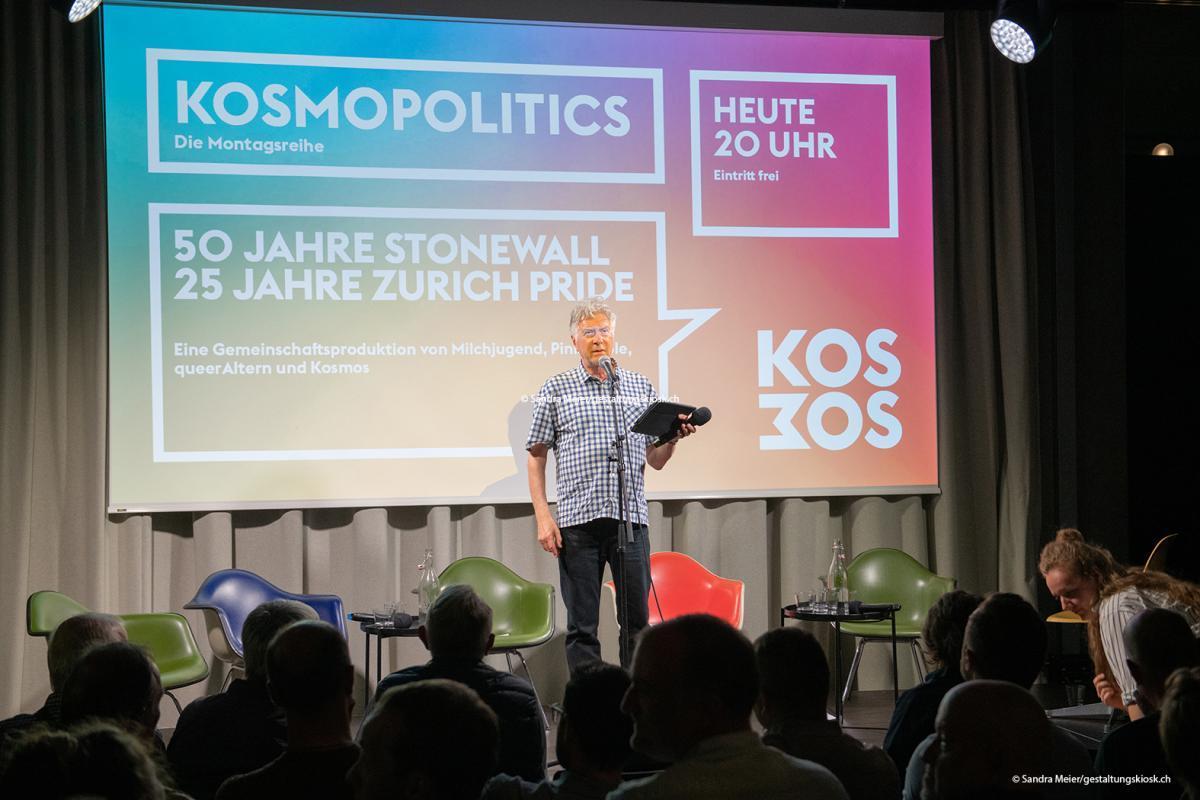50 Jahre Stonewall / 25 Jahre Zurich Pride