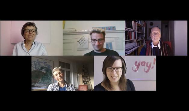 Zoom-Podium: Wie erhalten wir das Wir-Gefühl in der Community?