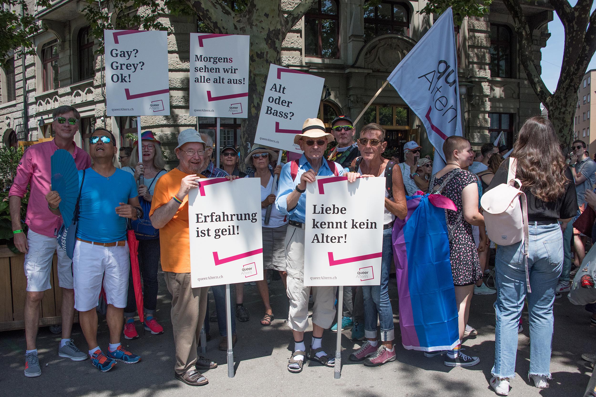 2018 Zurich Pride