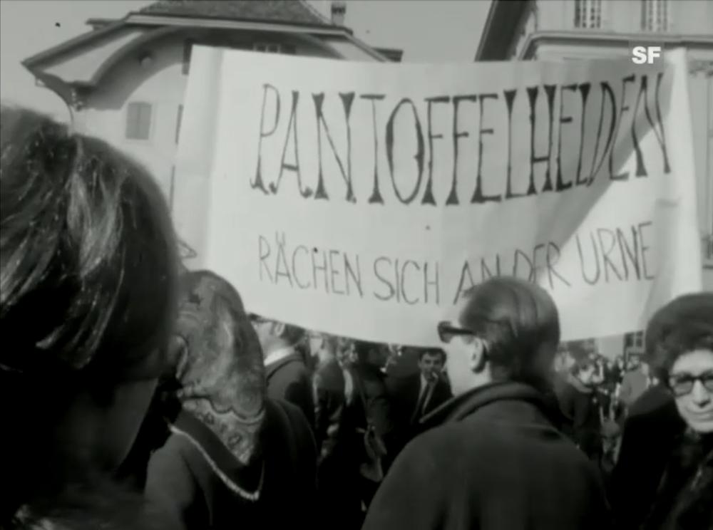 Livestream: Endlich! 50 Jahre Frauenstimmrecht (Talk)