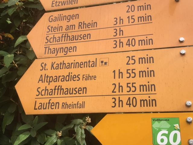 queerAltern Wanderung: Von Diessenhofen nach Schlatt