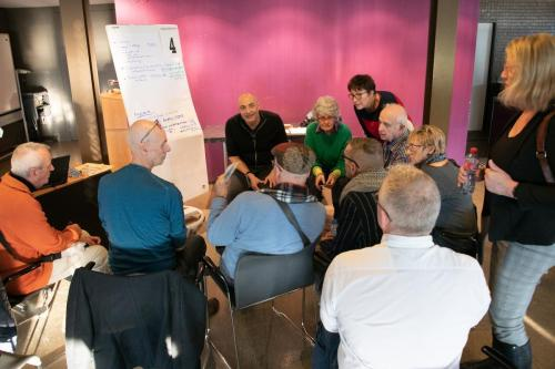 25 queerAltern Caring-Community-Workshop-2019©S.Meier gestaltungskiosk.ch
