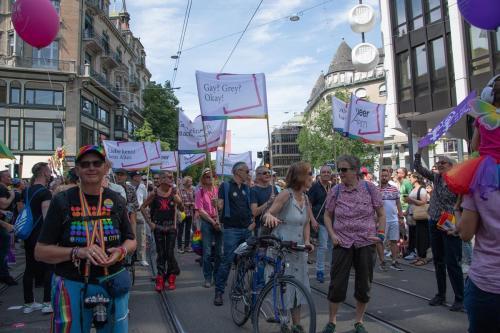 2019 Pride Zurich