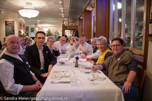 queerAltern.ch Weihnachtsessen-Restaurant-Certo 07-12-2019 Weihnachtsessen ©S.Meier gestaltungskiosk.ch 41