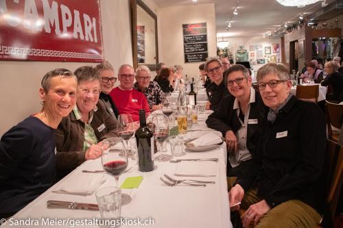 queerAltern.ch Weihnachtsessen-Restaurant-Certo 07-12-2019 Weihnachtsessen ©S.Meier gestaltungskiosk.ch 42