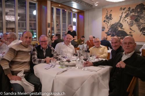 queerAltern.ch Weihnachtsessen-Restaurant-Certo 07-12-2019 Weihnachtsessen ©S.Meier gestaltungskiosk.ch 46