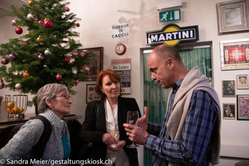 queerAltern.ch Weihnachtsessen-Restaurant-Certo 07-12-2019 Weihnachtsessen ©S.Meier gestaltungskiosk.ch 7