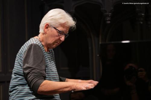 2019 Solokonzert Irene Schweizer